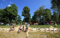 Kamp Danica reka