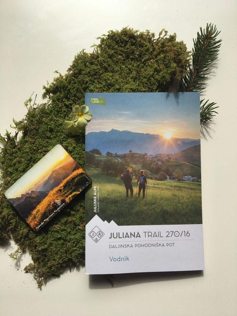 Vodnik Juliana Trail