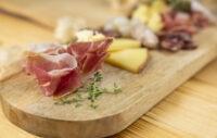 Tastes of Bohinj on a platter